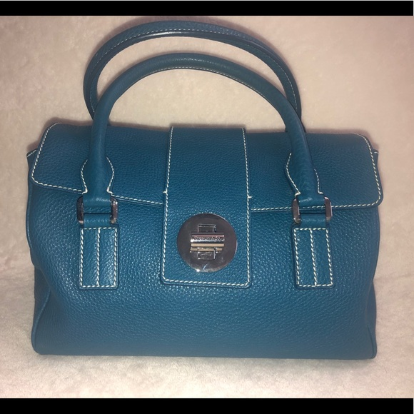 036ed788a Tiffany & Co. Bags | Tiffany And Co Blue Manhattan Satchel | Poshmark